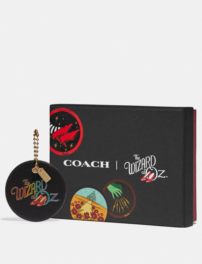 Coach Wizard of Oz Boxed Hangtag Gold/Black New Featured Coach X The Wizard of Oz Alternate View 1