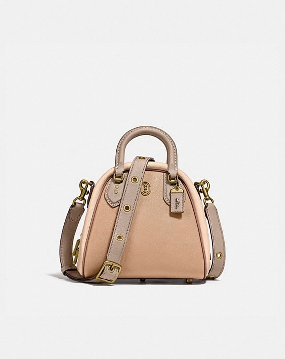 Coach MARLEIGH SATCHEL 20 IN COLORBLOCK