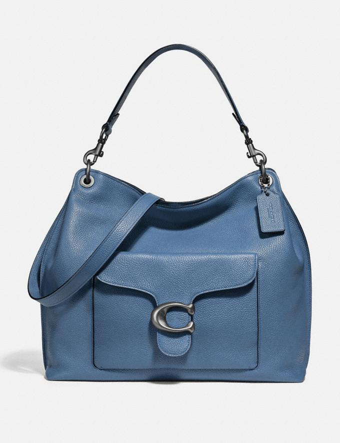 Coach Tabby Hobo Pewter/Stone Blue Gifts For Her Bestsellers