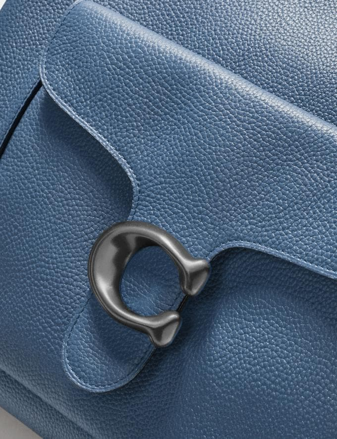 Coach Tabby Hobo Pewter/Stone Blue Gifts For Her Bestsellers Alternate View 5