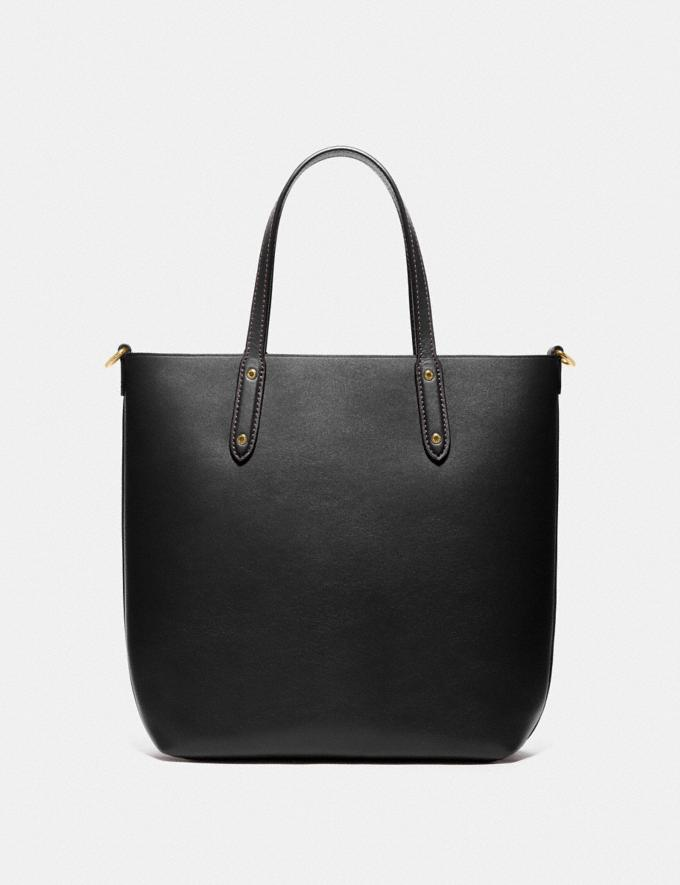 Coach Central Shopper Tote Gold/Black SUMMER SALE Sale Edits Further Reductions Further Reductions Alternate View 2