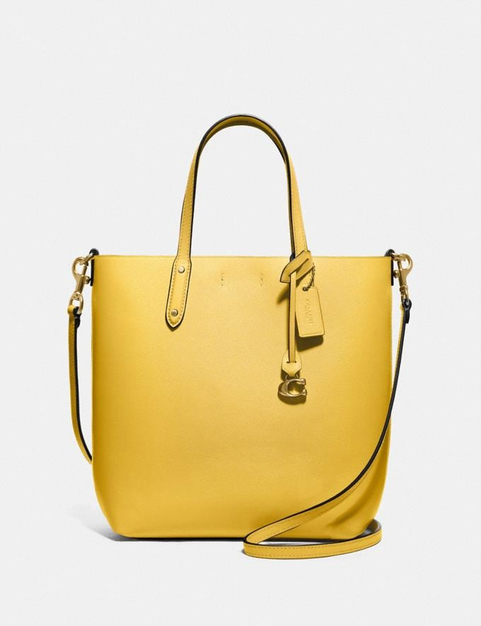 Coach Central Shopper Tote Gd/Sunlight SUMMER SALE Sale Edits New to Sale New to Sale