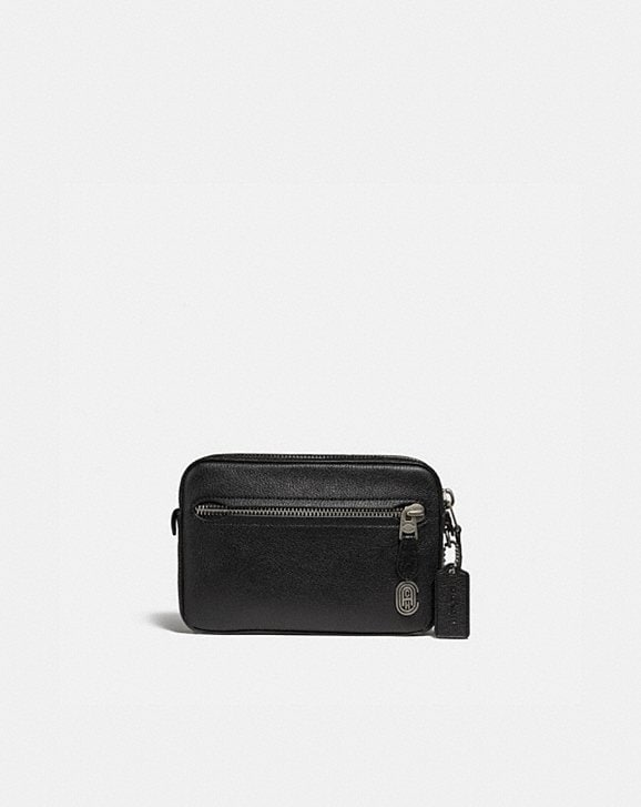 Coach METROPOLITAN SOFT BELT BAG WITH COACH PATCH