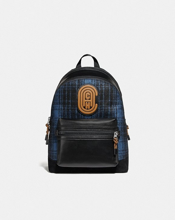 Coach ACADEMY BACKPACK WITH COACH PATCH