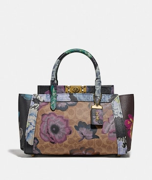 TROUPE CARRYALL WITH KAFFE FASSETT PRINT