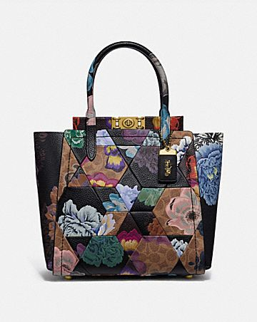 ba860ca7 Leather Tote Bags | COACH ®