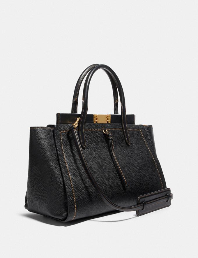 Coach Troupe Carryall 35 Black/Brass Taschen Kollektion Troupe Alternative Ansicht 1