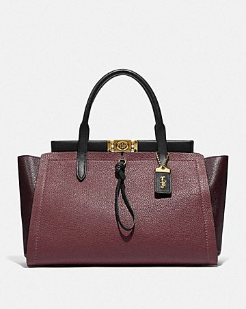 TROUPE CARRYALL 35 IN COLORBLOCK