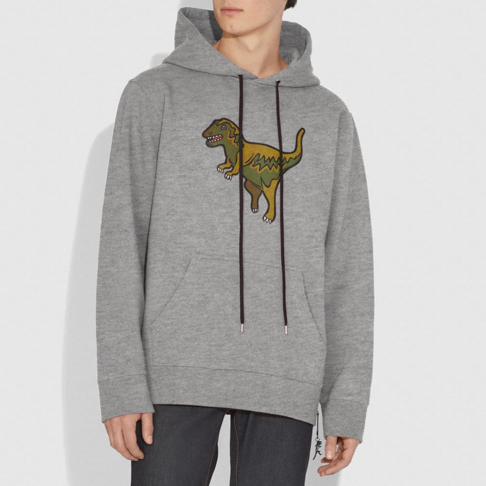 Coach REXY HOODIE Alternate View 1