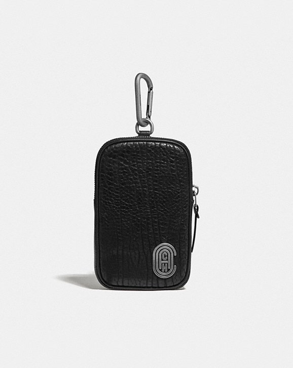 Coach HYBRID POUCH 10 WITH COACH PATCH