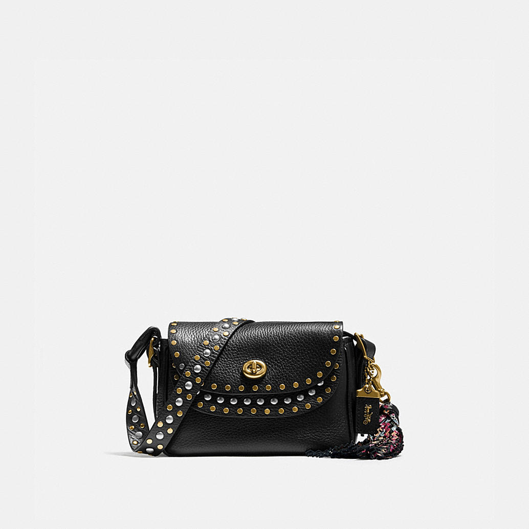 Coach X Tabitha Simmons Crossbody 17 With Rivets by Coach