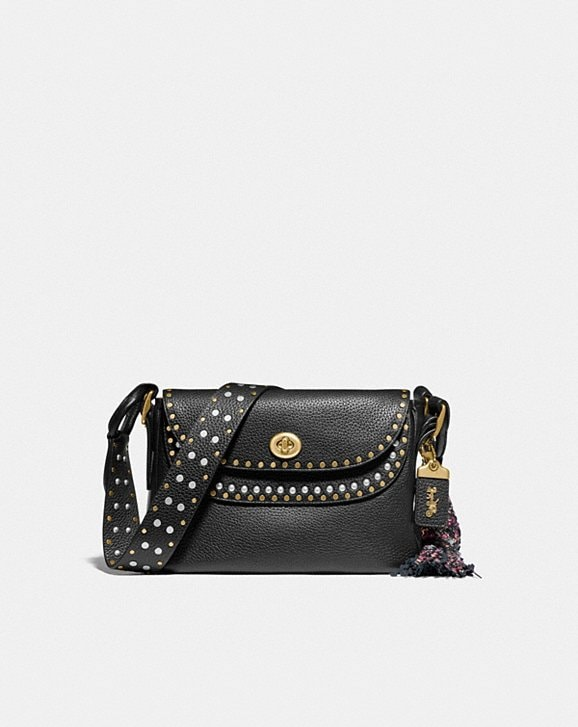 Coach COACH X TABITHA SIMMONS CROSSBODY WITH RIVETS