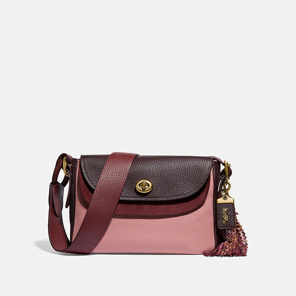 Coach X Tabitha Simmons Crossbody In Colorblock by Coach