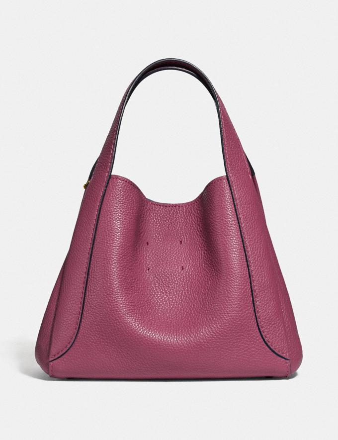 Coach Hadley Hobo 21 Gold/Dusty Pink SALEDDD Women's Sale New to Sale New to Sale Alternate View 2