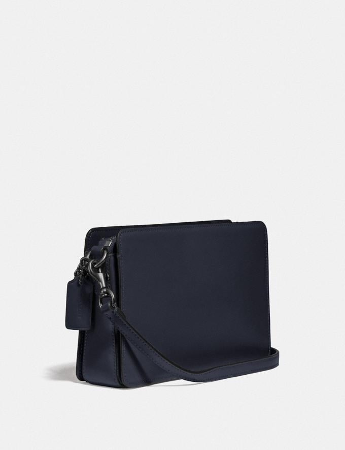 Coach Signature Chain Crossbody V5/Midnight Navy Black Friday Finds For Her 30% off (and more) Alternate View 1