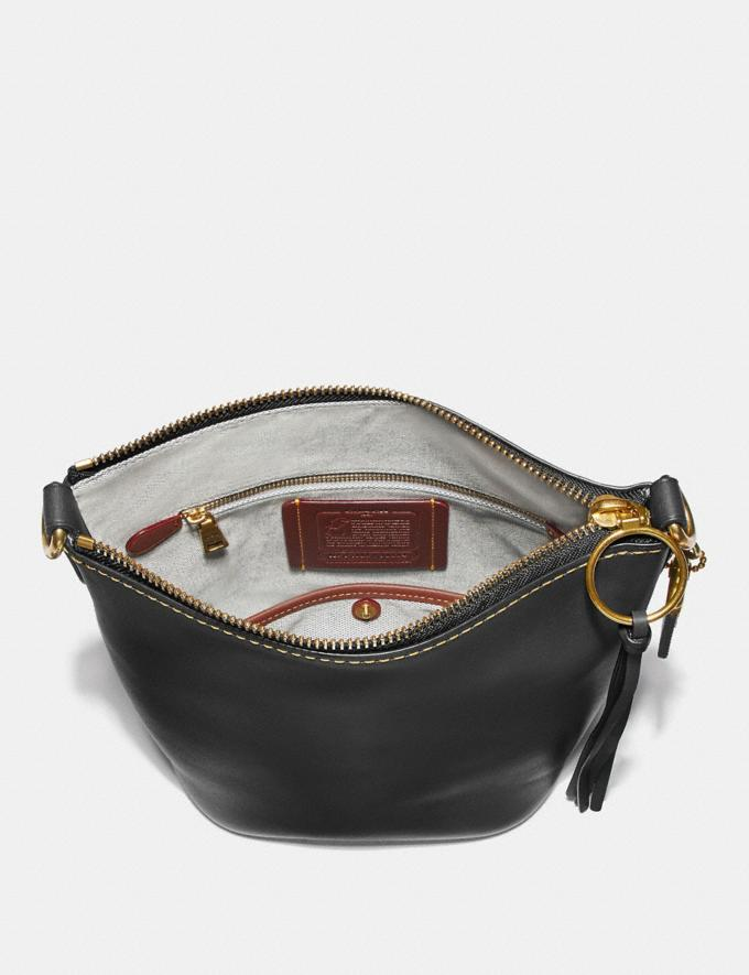 Coach Duffle 20 Brass/Black New Featured Online Exclusives Alternate View 2
