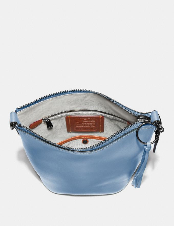 Coach Duffle 20 Pewter/Cornflower SALE March Event Women's Alternate View 2