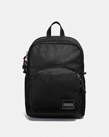 hoher pacer rucksack mit coach aufnäher