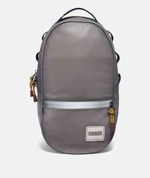 PACER BACKPACK WITH COACH PATCH