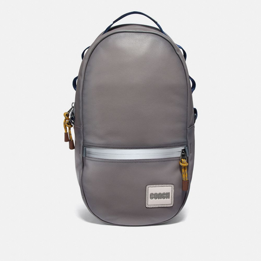Coach Backpacks Pacer Backpack With Coach Patch
