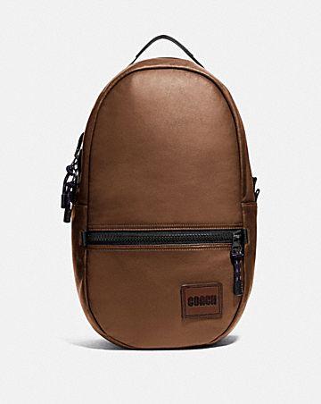 pacer rucksack mit coach aufnäher