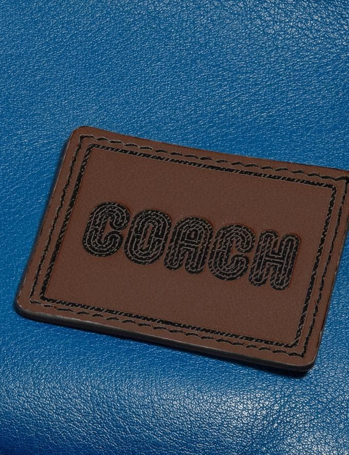 Coach Pacer Crossbody With Coach Patch Black Copper/Pacific Men Edits Work Alternate View 4