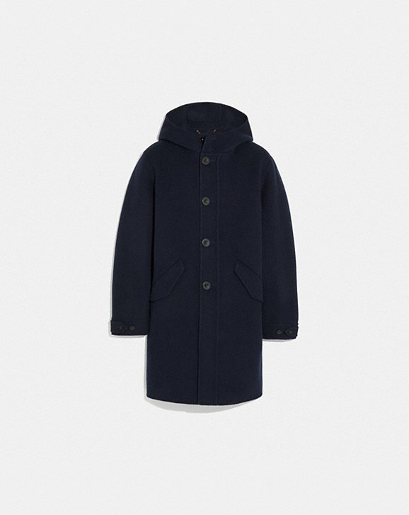 Coach WOOL PARKA
