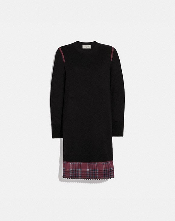 Coach SWEATER DRESS