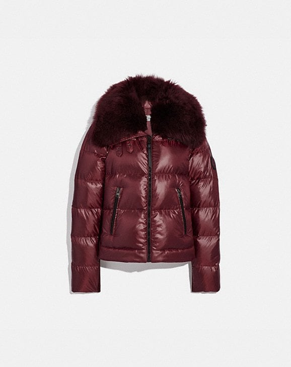 Coach AVIATOR PUFFER JACKET