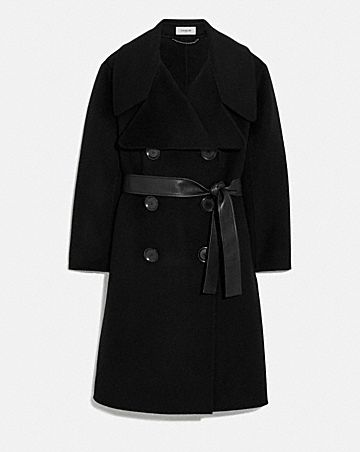 LUXURY WOOL COAT