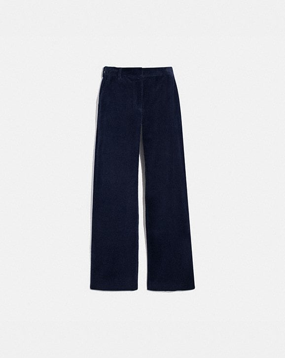 Coach CORDUROY TROUSERS