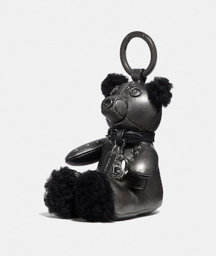 WIZARD OF OZ TIN MAN BEAR BAG CHARM
