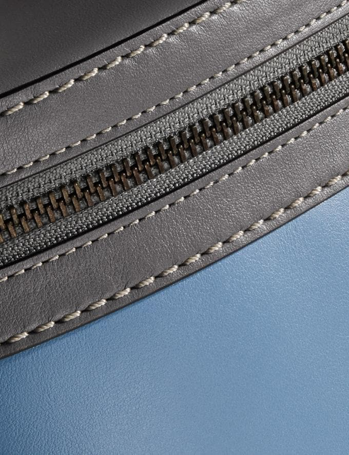 Coach Trail Bag in Colorblock Pewter/Cornflower Multi New Featured Online Exclusives Alternate View 4