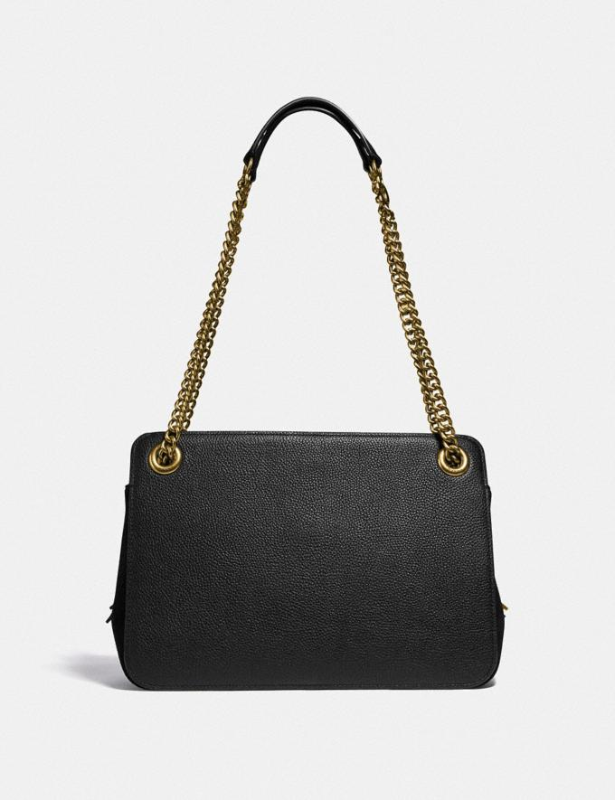 Coach Bryant Convertible Carryall Brass/Black SALE Women's Sale Bags Alternate View 2