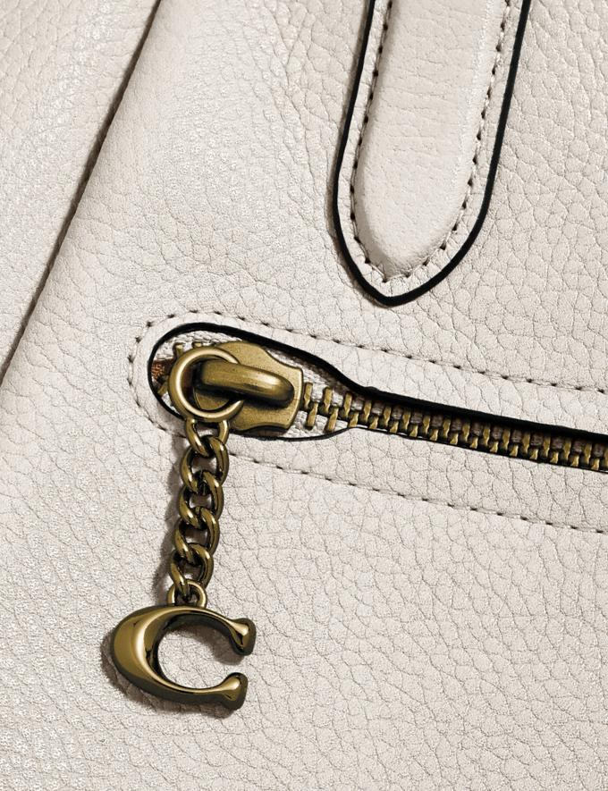 Coach Elise Satchel Gd/Kreideweiss Cyber Monday Für Sie Cyber Monday Sale Alternative Ansicht 4