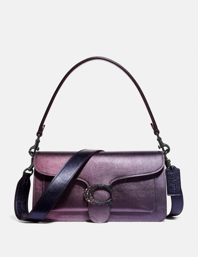 Coach Tabby Shoulder Bag 26 With Ombre Pewter/Multi New Featured Online-Only
