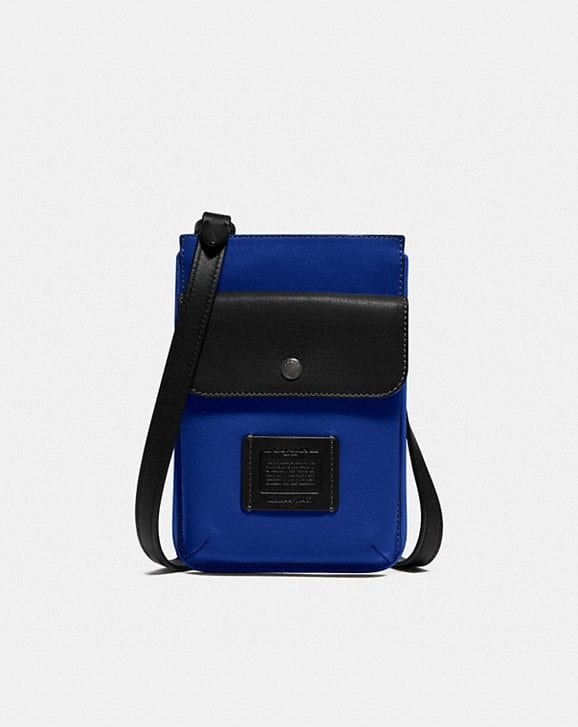 Coach HYBRID POUCH IN COLORBLOCK