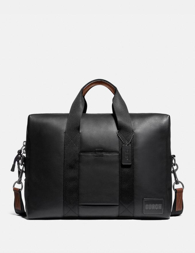 Coach Pacer Brief Black Copper/Black Gifts For Him Under $500