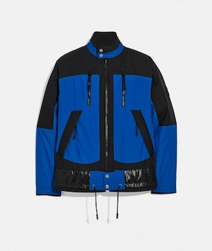 VESTE HARRINGTON RÉVERSIBLE