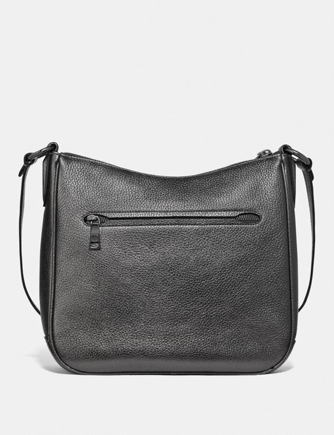 Coach Chaise Crossbody Gunmetal/Metallic Graphite Personalise For Her Bags Alternate View 2