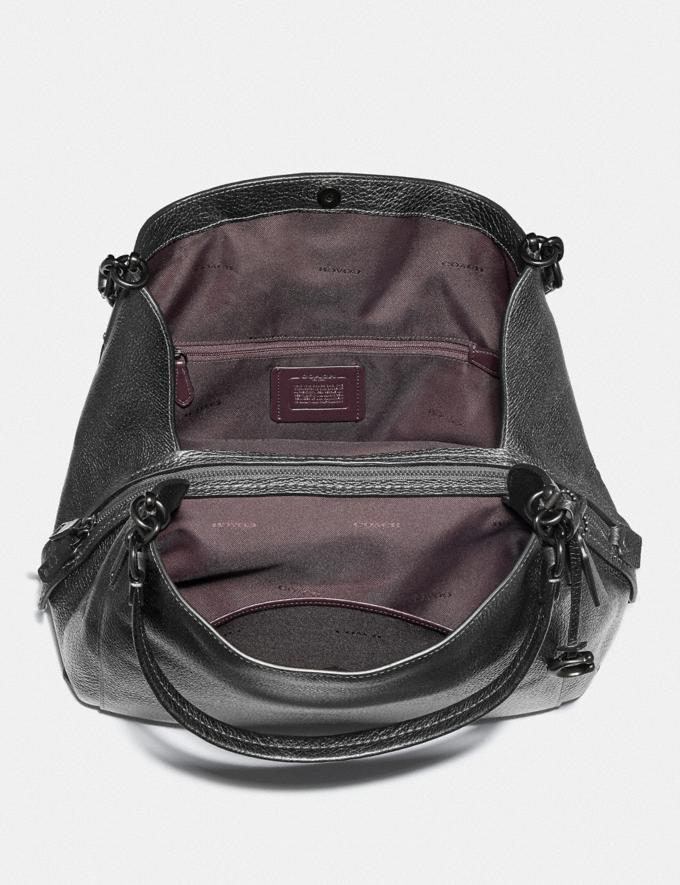 Coach Dalton 31 Pewter/Metallic Graphite Cyber Monday Alternate View 3