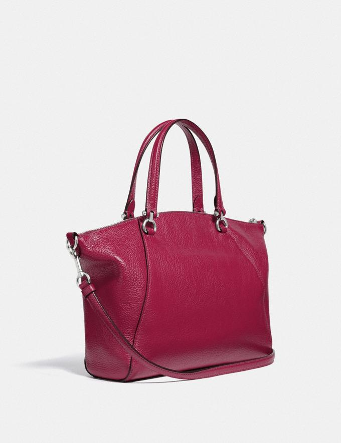 Coach Prairie Satchel Im/Black Women Bags Alternate View 1