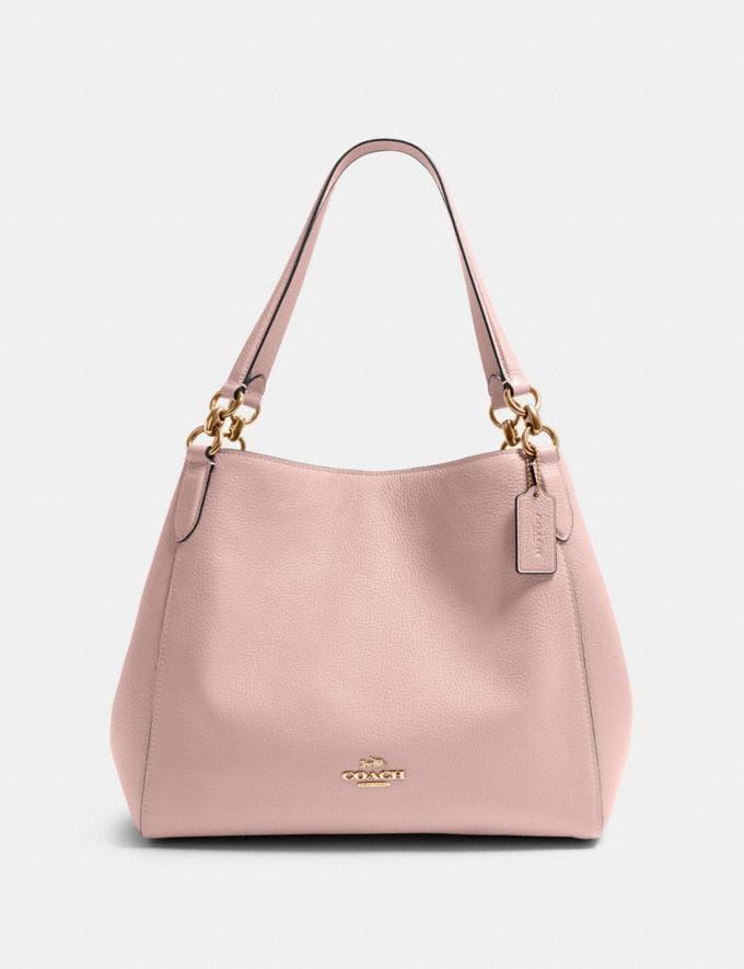 Coach Hallie Shoulder Bag Im/Blossom Bags Bags Shoulder Bags