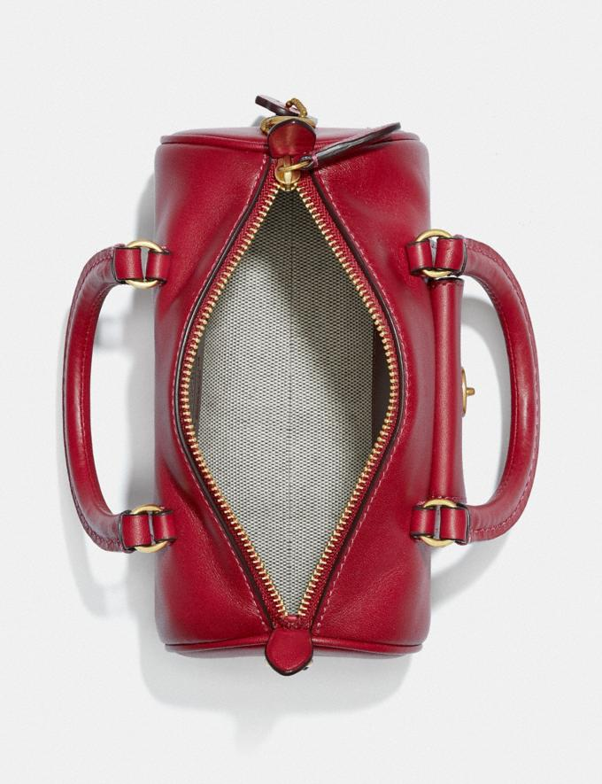Coach Mini Barrel Bag B4/Red Apple Damen Taschen Mini-Taschen Alternative Ansicht 2