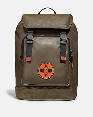 coach x michael b. jordan backpack