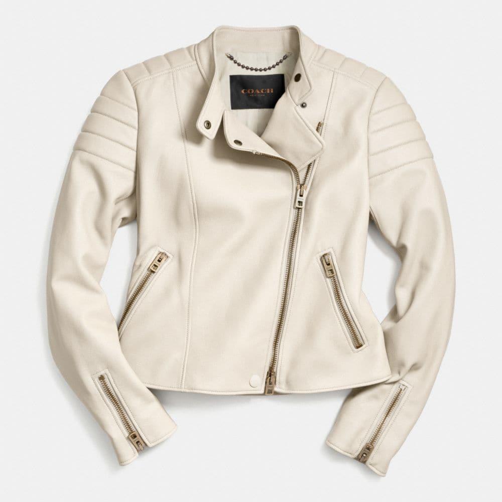 Refined Moto Jacket