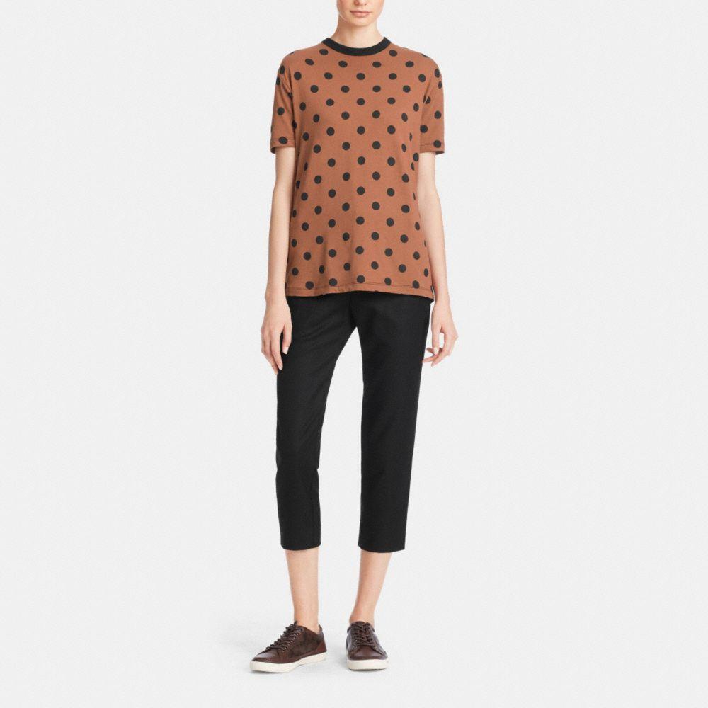 Saddle Dot T-Shirt - Autres affichages M