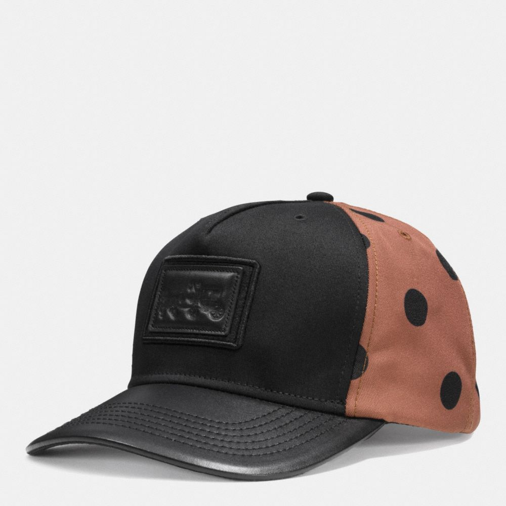 Saddle Dot Baseball Cap