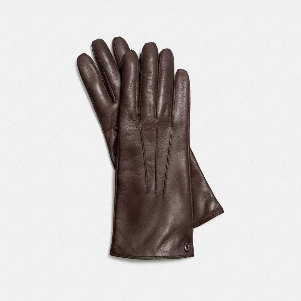 ICONIC LEATHER GLOVE