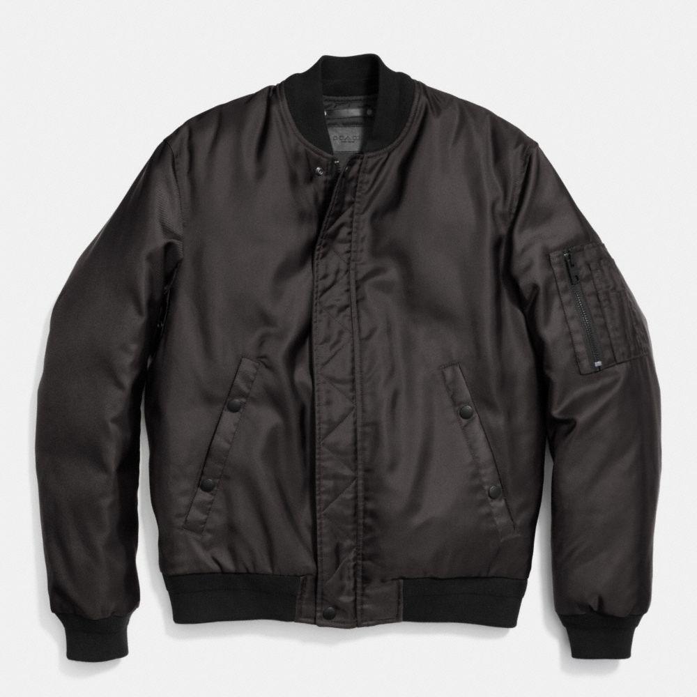 Ma-1 Jacket in Nylon